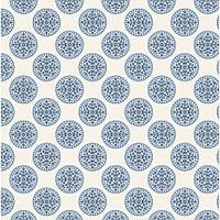 Ткань для рукоделия Tilda Inca Blue, 480272