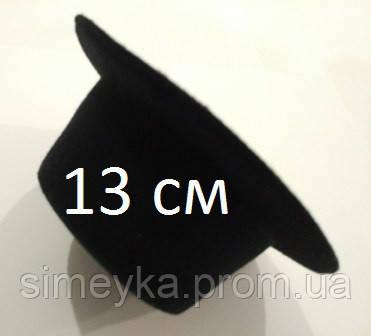 Основа для декоративного капелюшка, діаметр 13 см.