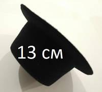 Основа для декоративного капелюшка, діаметр 13 см., фото 1