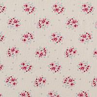 Ткань для рукоделия Tilda Aurora White, 480579