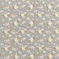 Ткань Tilda Lotta grey, 480724