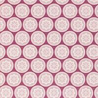 Ткань Tilda Olivia red, 480774