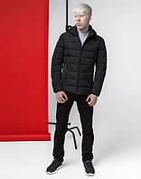 11 Киро Токао | Куртка мужская весна-осень 4726 черный
