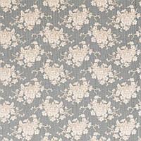 Отрез ткани последний Tilda Flower Greygreen 22х110см, 100722