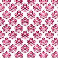 Ткань для рукоделия Tilda Folklore Pink, 480020