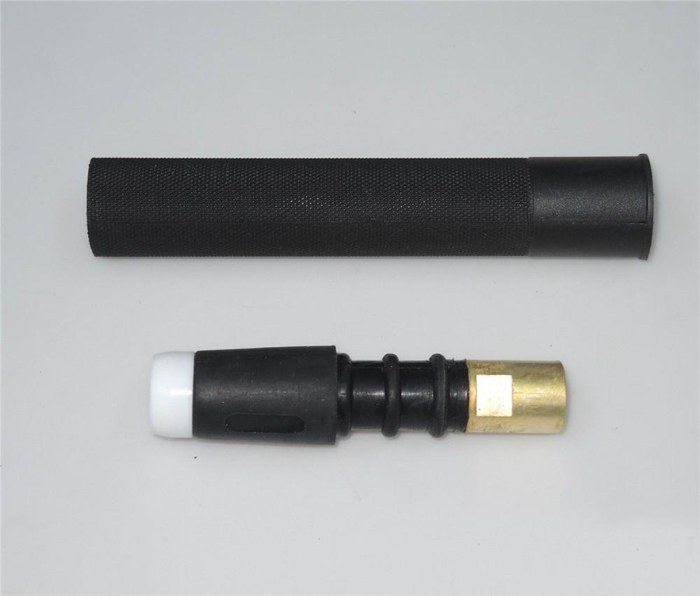 Головка, ручка для аргоновой горелки WP 26Р (прямая,карандаш)