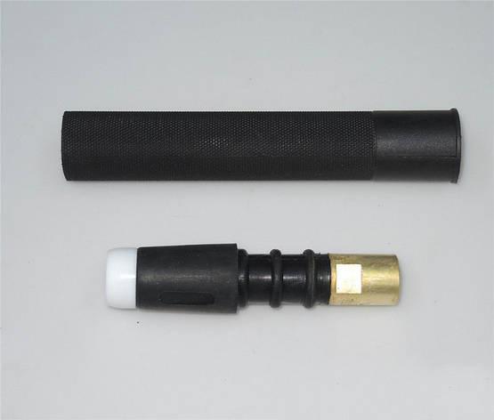 Головка, ручка для аргоновой горелки WP 26Р (прямая,карандаш), фото 2