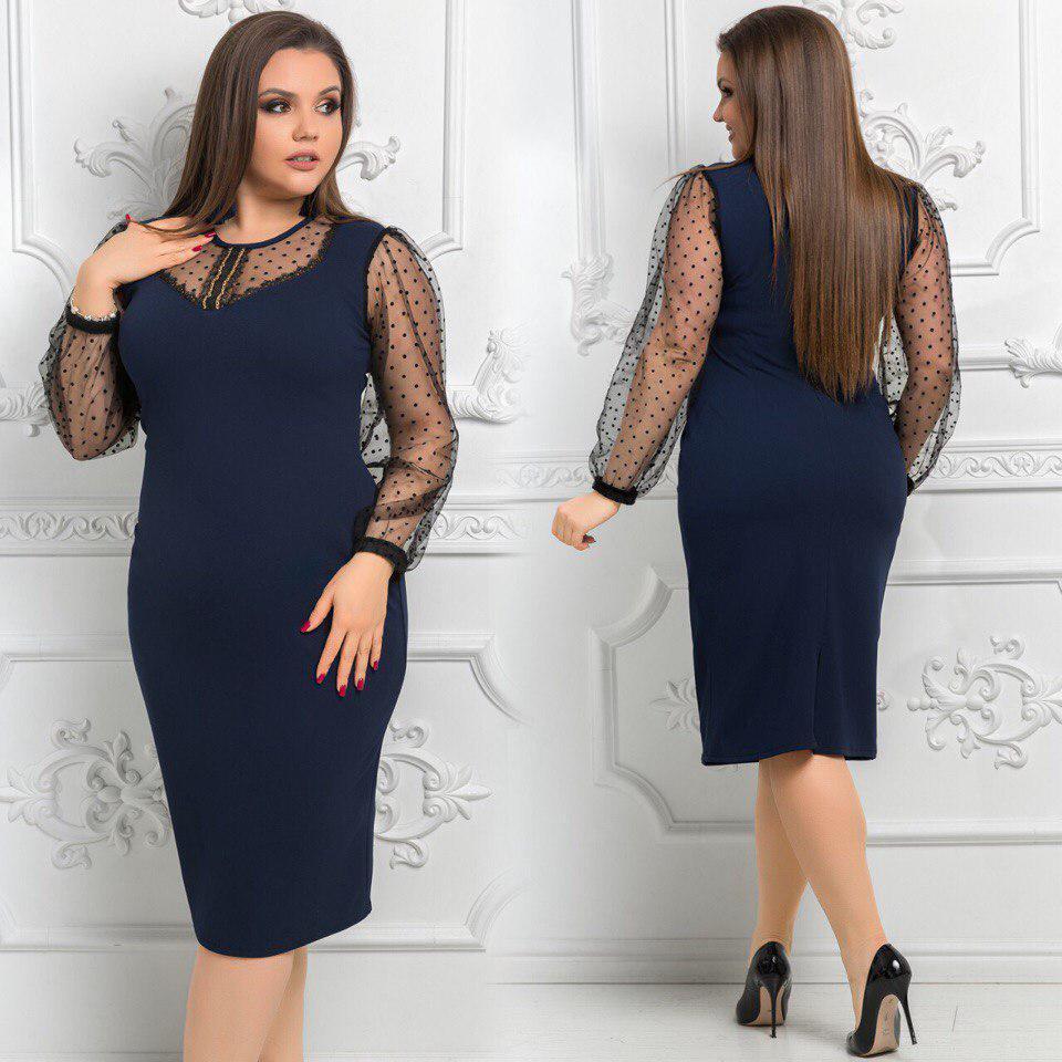 e8071b5afca1 Платье с сеткой в расцветках 32380  Интернет-магазин модной женской одежды  оптом и в розницу . Самые низкие цены в Украине. платья женские от