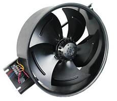 Вентилятор до зварювального обладнання Селма FZY 2-D 380/220V АС, (380 х 360лопасти х132мм),180 Вт, АС