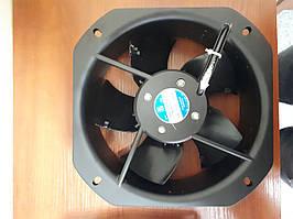 Вентилятор до зварювального обладнання 200FZY8-S , 380V АС, (225х225х82мм),80 Ват, АС