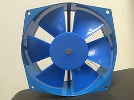 Вентилятор до зварювальний 200FZY4-D 380V, (208х208х72мм),65 Ват