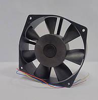Вентилятор до промислового обладнання-380V АС, (157х157х50мм),30 Ват