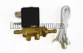 Клапан отсичения газа для полуавтомата 220 Вольт (АС)