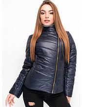 Куртка демисезонная женская № 17 (р. 42-50)