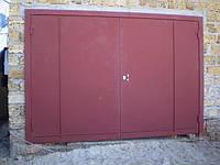 Ворота металлические под заказ, въездные,  гаражные, решетчатые, откатные.