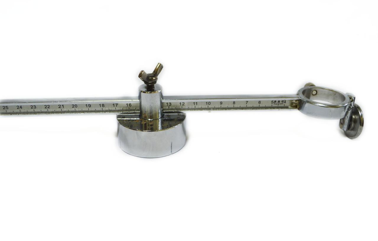 Циркуль с магнитом для плазмореза CUT 100 (плазмотрон Р80)