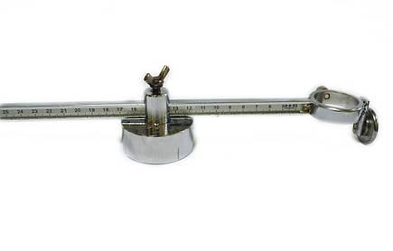 Циркуль с магнитом для плазмореза CUT 100 (плазмотрон Р80), фото 2