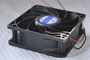 Вентилятор турбированый к сварке, 24V, 0.35А,(92х92х32мм)
