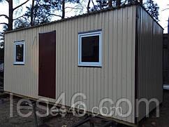 Прорабская Будинок дерев'яний каркас