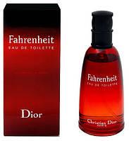 (ОАЭ) Christian Dior / Кристиан Диор -  Fahrenheit 100мл.  Мужские