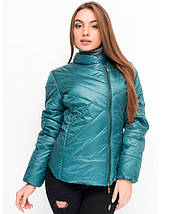 Куртка демисезонная женская № 18 (р. 42-50), фото 3