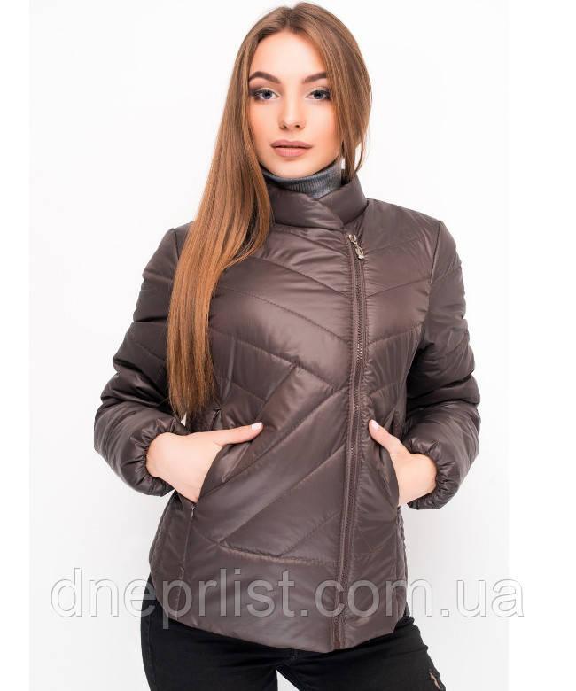 Куртка демисезонная женская № 18 (р. 42-50)