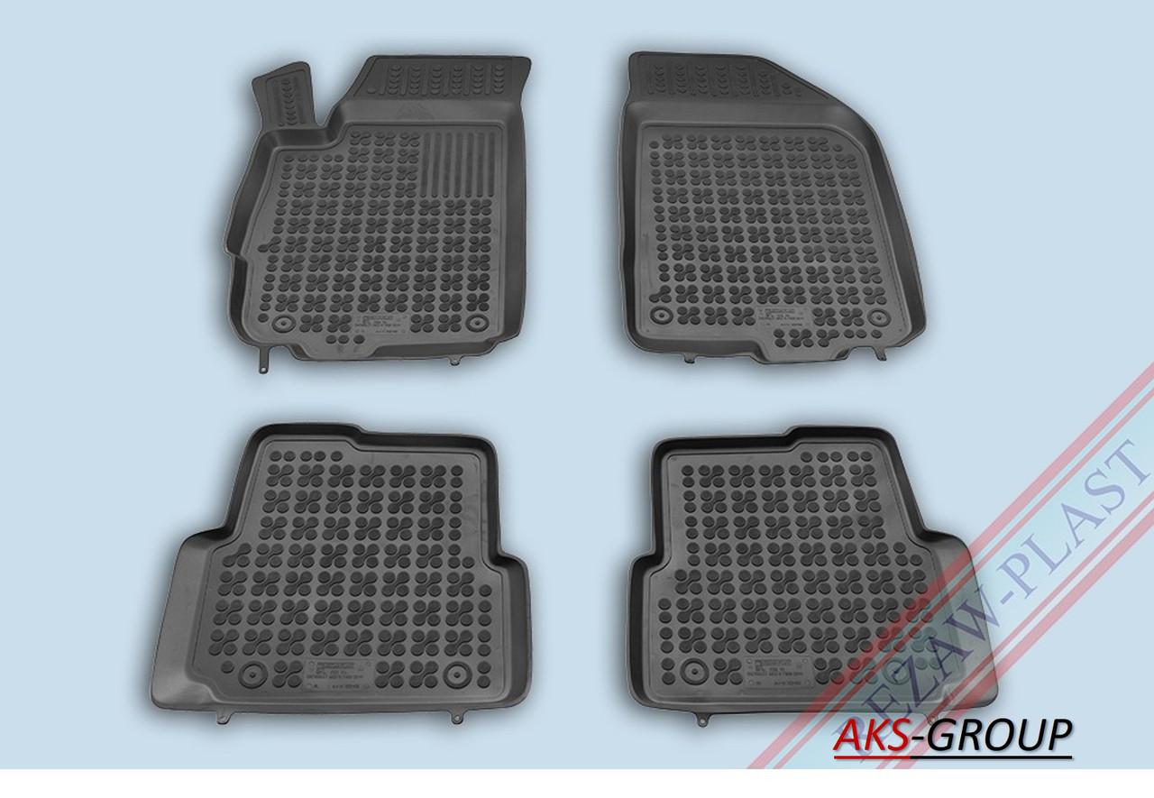 Ковры салона Chevrolet Aveo 2011-...  Rezaw-Plast 202108