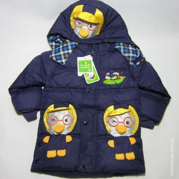 Куртка длинная 'Милые Человечки' 3832 Осень