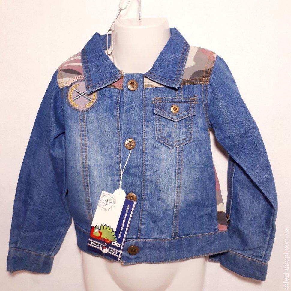2257 Куртка джинс 'комуфляж'