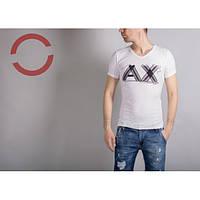 Футболка Armani Jeans белый 821