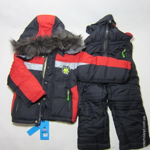 Куртка +Комбез Momies Модель  Е-2  3801  Зима 1