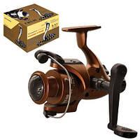 Рыболовная катушка Cobra( Кобра )СВ 240 2 подшипника. Катушка для начинающих рыбаков.