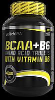 BioTech BCAA+B6 200 tabs