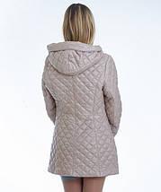 Куртка демісезонна жіноча № 14 (р. 42-52), фото 3