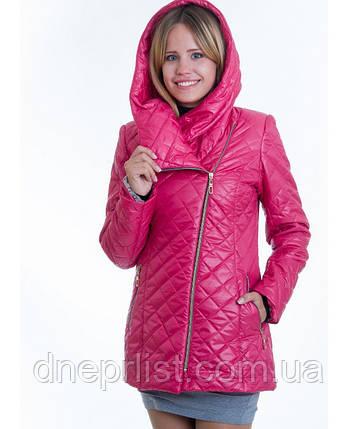 Куртка демісезонна жіноча № 14 (р. 42-52), фото 2