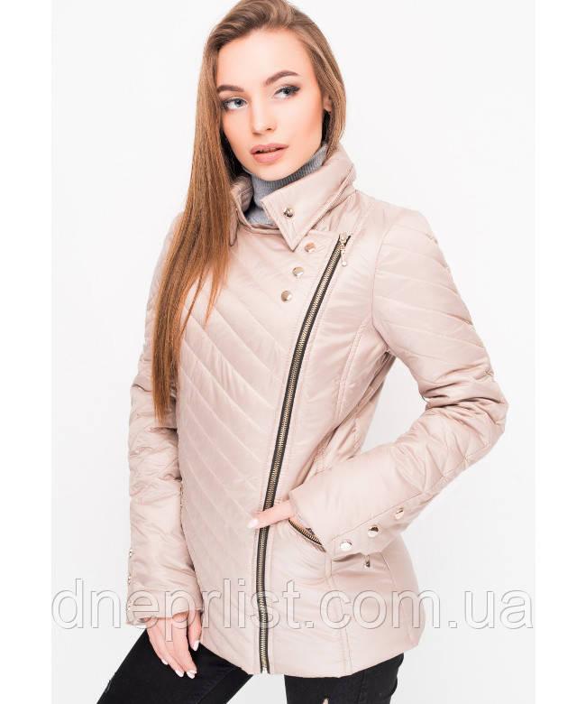 Куртка демісезонна жіноча № 21 (р. 42-48)