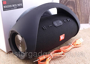 Колонка портативная JBL Booms Box Mini 10W Bluetooth копия