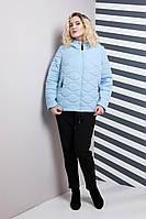Куртки женские весенние большие размеры, фото 1