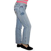 Бриджи джинсовые для женщин  Арт.910  Разм.25