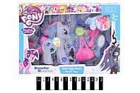 Игровой набор фигурка Литл Пони (my Little Pony) светится, аксессуары, 1081