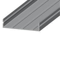 Профиль алюминиевый накладной светодиодный ЛНБ50 для подсветки LED (ТИС)