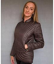 Куртка демисезонная женская № 36 (р. 42-48), фото 3