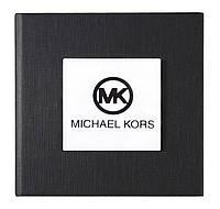Черная подарочная картонная коробочка Michael Kors для наручных часов