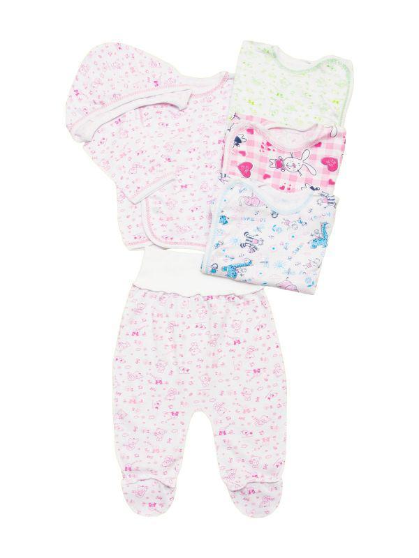 Комплект для новорожденных первых месяцев жизни унисекс, фото 1