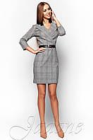 Трикотажное платье Баффити Jadone 42-48 размеры