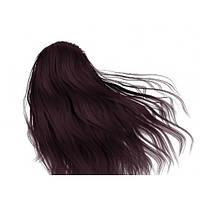 Крем-краска для волос 5/50 светло-каштановый с насыщеным оттенком красного дереваEchosline
