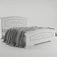 """Кровать """"Инесса"""" Неман (классическая белая)"""