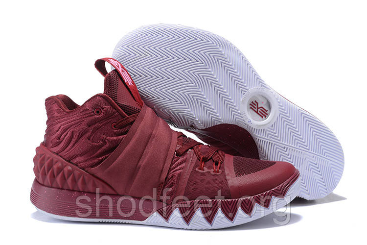 Мужские кроссовки Nike Kyrie S1 Hybrid Wine Red