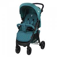 Коляска детская прогулочная CARRELLO Quattro Len CRL-8502 EMERALD