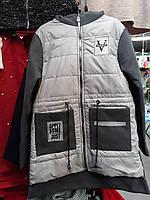 Демисезонное пальто для девочки подростка